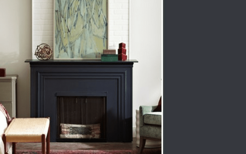 Warm up any room with these winter paint colours